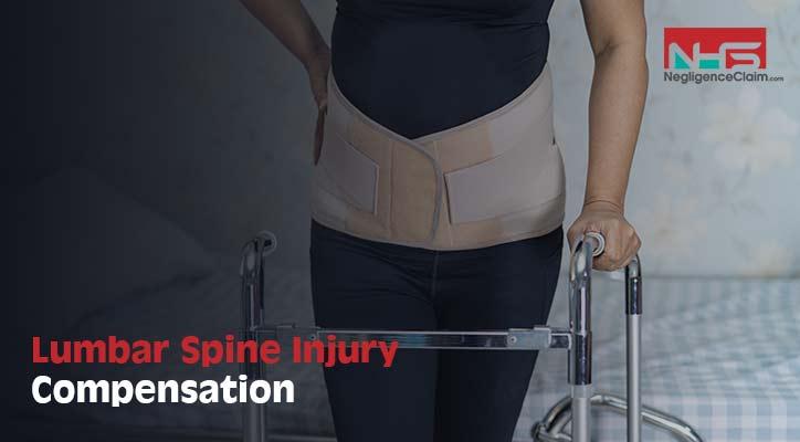 Lumbar Spine Injury Compensation