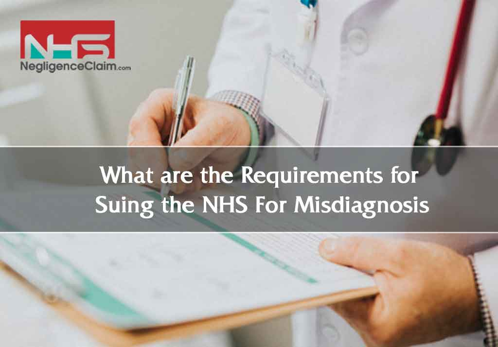 NHS For Misdiagnosis