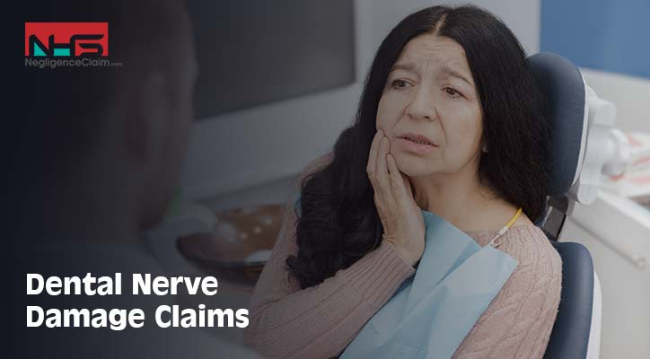 Dental Nerve Damage claims