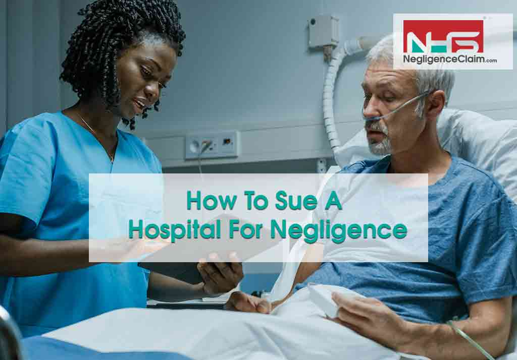 how to claim medical negligence