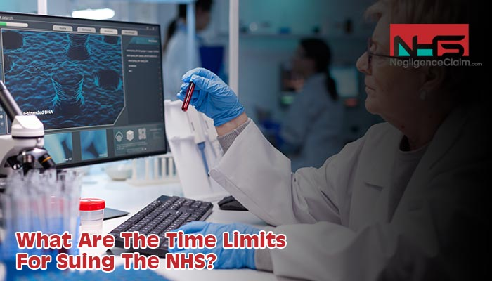 Time Limits For Suing The NHS