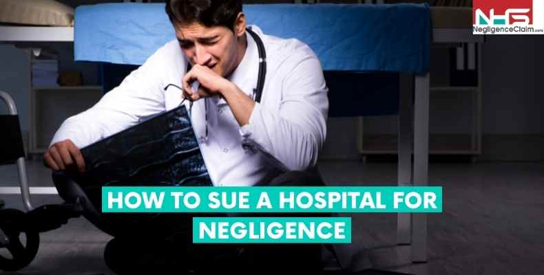 Suing a Hospital