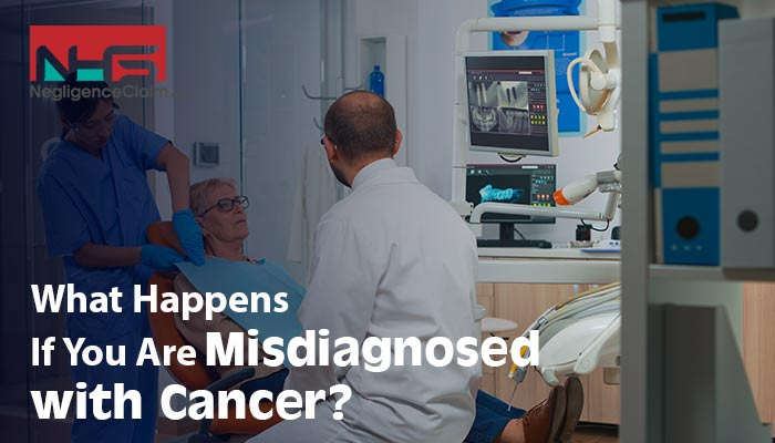 Misdiagnosed with Cancer